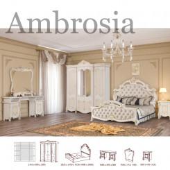Starožitná ložnicová sestava Ambrosia  Ložnice MHDIA-014