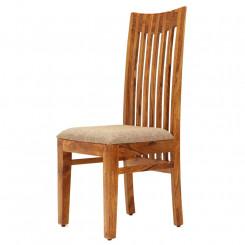 Dřevěná židle s...