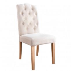 Beżowe krzesło Oxford -...
