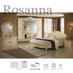 Barokní ložnice Rosanna  Ložnice MHDIA-019