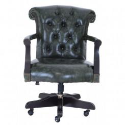 Kancelářská židle zelená Chesterfield Chesterfield Kancelářské židle MHKZCHES06