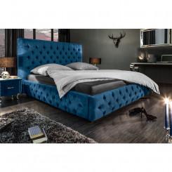 Modrá postel Chesterfield 180x200 Chesterfield Light Postele MH405560
