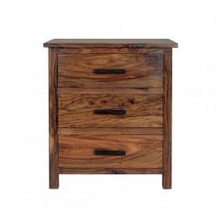 Noční stolek z palisandrového dřeva Massive Home Irma II Irma Noční stolky SCT024