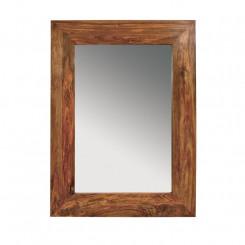 Nástěnné zrcadlo s rámem z...
