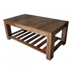 Konferenční stolek z palisandrového dřeva Massive Home Irmat II Irma Konferenční stolky SCT210