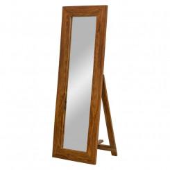 Zrcadlo na stojanu s rámem...