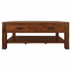 Konferenční stolek z palisandrového dřeva Massive Home Irma III Irma Konferenční stolky SCT310