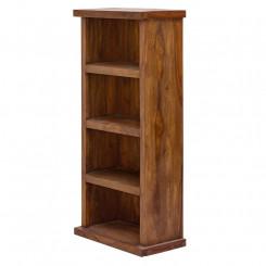 Dřevěná knihovna Scarlett V