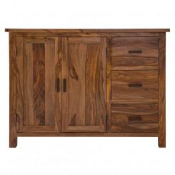 Komoda z palisandrového dřeva Massive Home Irma VI Irma TV stolky a komody SCT605
