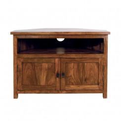 Rohový TV stolek palisandrového dřeva Massive Home Irma V Irma TV stolky a komody SCT515