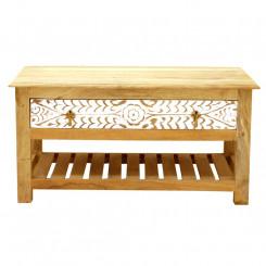 Konferenční stolek z masivního mangového dřeva Massive Home Sweet II Sweet Konferenční stolky SWT011