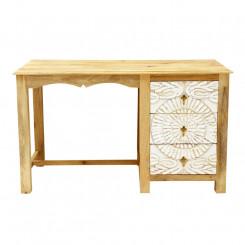 Pracovní stůl z masivního mangového dřeva Massive Home Sweet 50 Sweet Pracovní a psací stoly SWT030