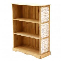 Knihovna z masivního mangového dřeva Massive Home Sweet Sweet Knihovny SWT031