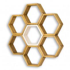 Designová polička Corona XVIII