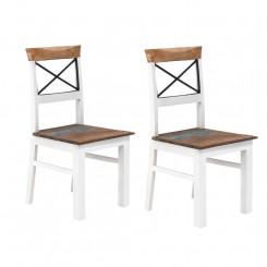 Židle Manila – sada 2 kusy  Jídelní židle MH569W