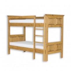Dřevěná dětská patrová postel Corona Corona Postele BED07