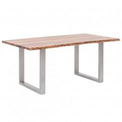 Jídelní stůl Panama stříbrný