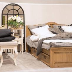 Dřevěný šuplík pod postel Corona Corona Postele DRW01