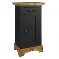 Koupelnová skříňka Tanganika černá  Koupelnové skříňky MH626W