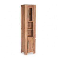 Vysoká koupelnová skříňka Santos  Koupelnové skříňky MH027W