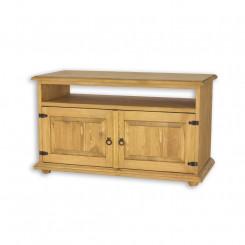 Dřevěný TV stolek II