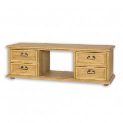 Dřevěný TV stolek VI