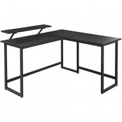 Rohový psací stůl L