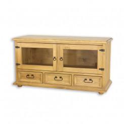 Dřevěný TV stolek VIII