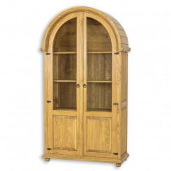 Dřevěná vitrína Corona III