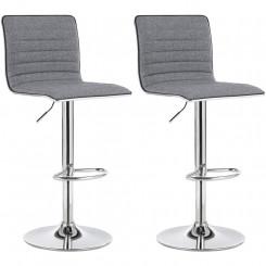 Sada 2 barových stoliček...