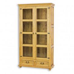 Dřevěná vitrína Corona VII