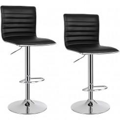 Sada 2 barových stoliček Gastro VIII Gastro Barová židle MHLJB65B
