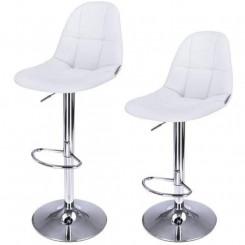 Sada 2 barových stoliček Gastro X Gastro Barová židle MHLJB68W