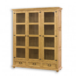 Dřevěná vitrína Corona VIII