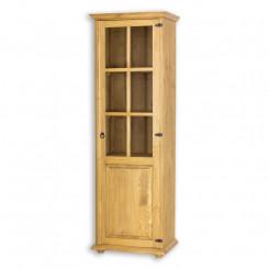 Dřevěná vitrína Corona IX