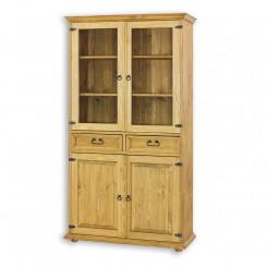 Dřevěná vitrína Corona XIII
