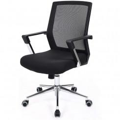 Černá kancelářská židle Michelin VII Alex Kancelářské židle MHOBN83B