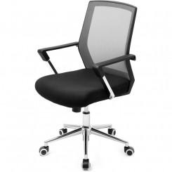Černá kancelářská židle...