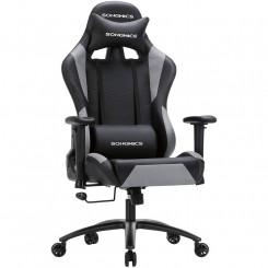Světle šedá kancelářská židle Dubnium Alex Kancelářské židle MHRCG12BG