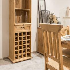 Dřevěná vinotéka Corona XIV Corona Stojany na víno SCE14