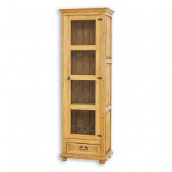 Dřevěná vitrína Corona XVI