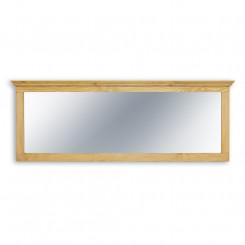 Dřevěné zrcadlo Corona I