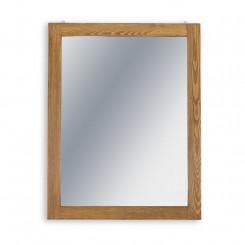 Dřevěné zrcadlo Corona II