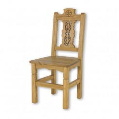 Vyřezávané židle Corona XXIV Corona Jídelní židle CHR24