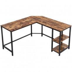 Rohový psací stůl Vintage II