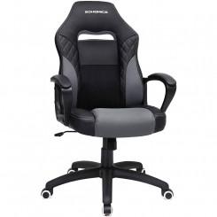 Kancelářská židle Racer šedá