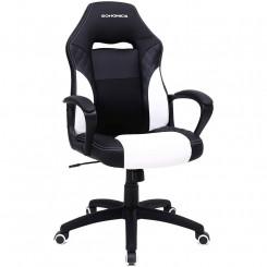Kancelářská židle Racer bílá
