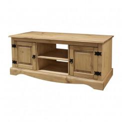 TV stolek 2 dveře VALENCIA vosk Valencia Komody 161024