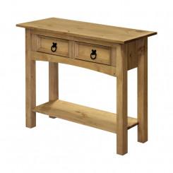 Odkládací stůl VALENCIA vosk Valencia Odkládací stolky 16413