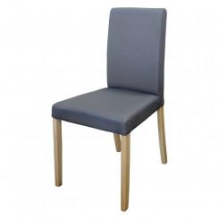 Židle TORINO šedá/světlé nohy Torino Jídelní židle 3038